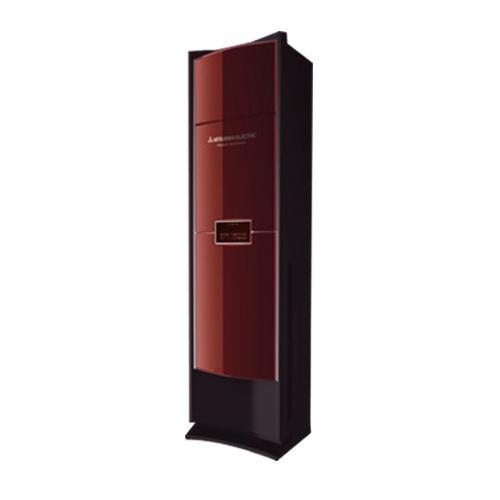 三菱电机空调 大2P冷暖柜机MFZ SXF50VA豪华升降面板 酒红色2012年新品上市 变频一级能效怎么样,好不好