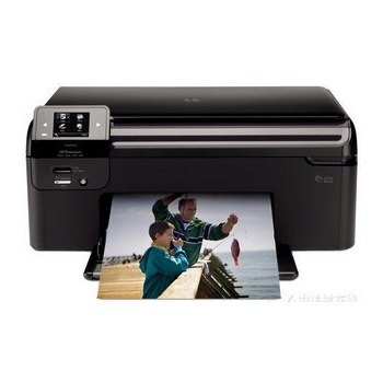 HP/惠普B110a一体机 HP B110a 无线网络一体机 惠普B110A家用照片打印机 支持苹果手机 ipad直接打印彩色液晶显示 替代惠普K209G K109G