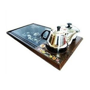 金灶a110l 电茶盘电茶壶电热水壶 消毒烧水煮茶电磁炉 茶具不锈钢