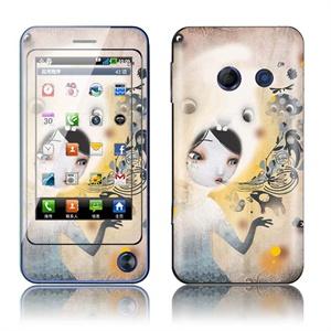 a613手机保护膜,oppo a613手机贴纸赠送原装屏幕保护膜,图案可以安