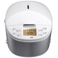 PHILIPS 飞利浦hd3077电饭煲 5L大容量 24小时预约10种功能超大LCD显示屏 专柜正品
