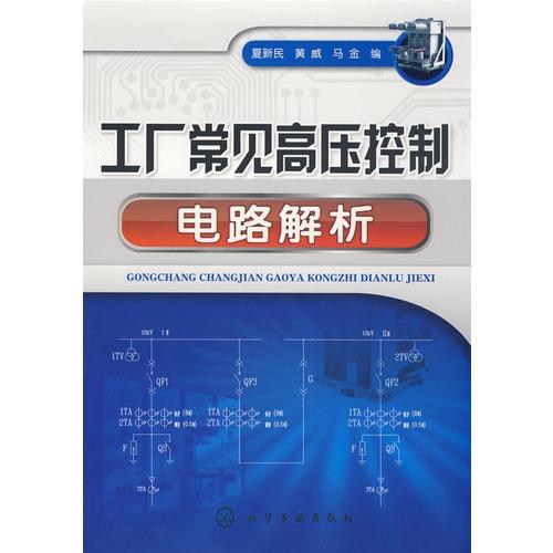 工厂常见高压控制电路解析(高墨荣)