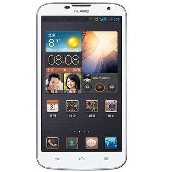 华为G730-C00电信3G手机(白色、黑色)CDMA2000/GSM双模双待