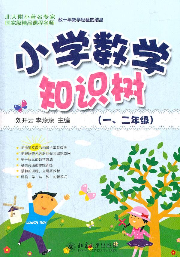 小学数学知识树(一,二年级)