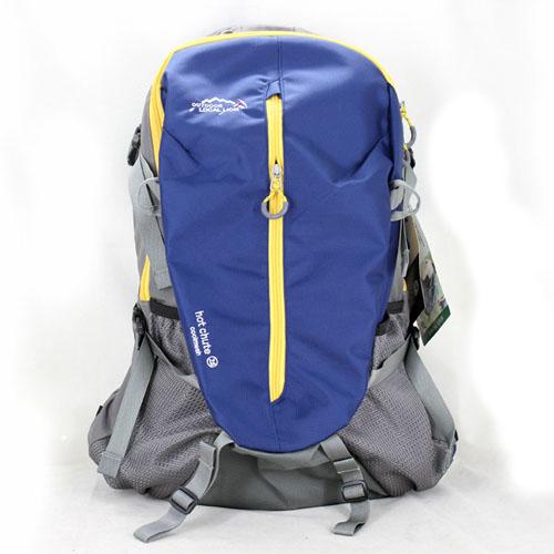 力开力朗登山系列双肩包408深蓝图片