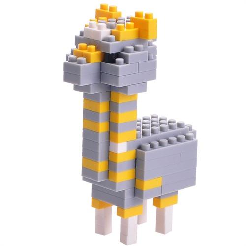动物积木 乐高式积木钻石小颗粒拼图 diy儿童益智拼装模型玩具手工