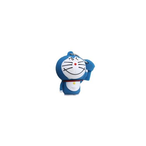 oae 卡通叮当猫8gu盘 可爱创意猫u盘8g优盘迷你-电脑