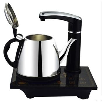 自动上水电热水壶加水抽水烧水器电茶壶茶艺壶茶具样