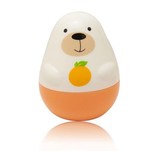 酷果 保育系列鸡蛋超萌迷你(北极熊)甜橙香护手霜30ml