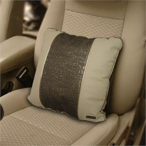 汽车靠枕抱枕图片