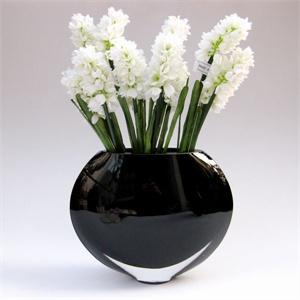 黑白简单手绘图植物