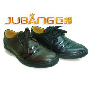 2011新款巨邦品牌男装款商务休闲皮鞋