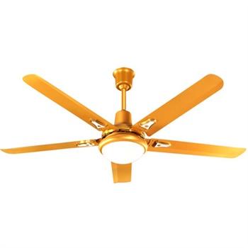 日彩吊扇家用电风扇 现代简约铁叶吸顶扇1