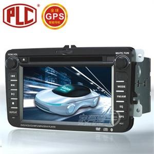 实体安装 贝奥斯plc-雷腾车载gps导航 大众迈腾专用dvd导航
