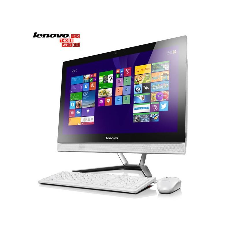 联想一体台式电脑c5030 3805u(白色),联想23寸一体机;联想c560一.