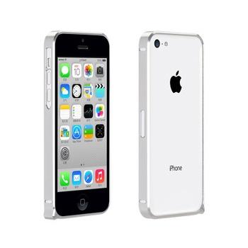 iphone5c手机壳超薄金属边框