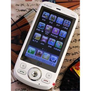 天语 T200 移动3G手机 CMMB电视 视频通话高清图片