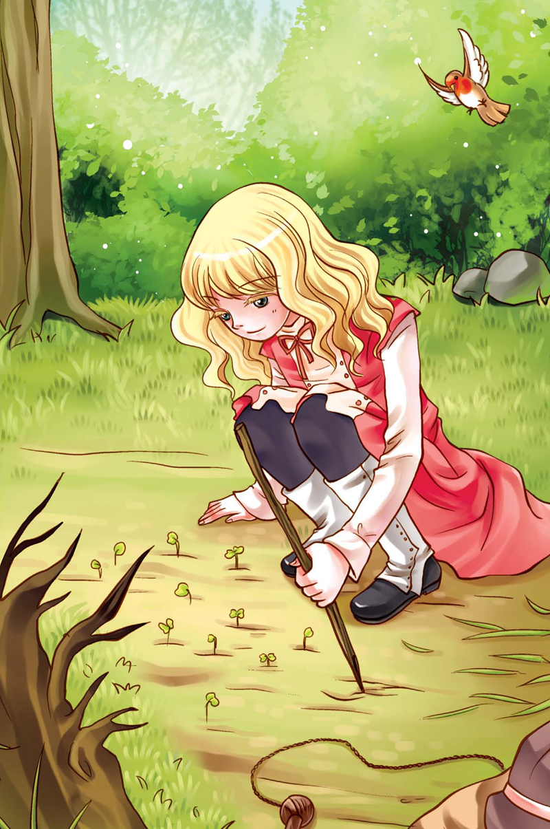 文学 全二册 绿山墙的安妮 秘密花园 中小学课外读物 精美插图 无障碍