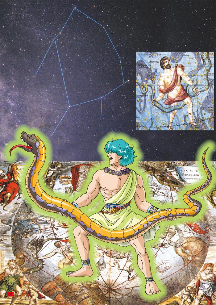 让孩子放飞梦想的星座故事-世界经典图画故事之旅图片