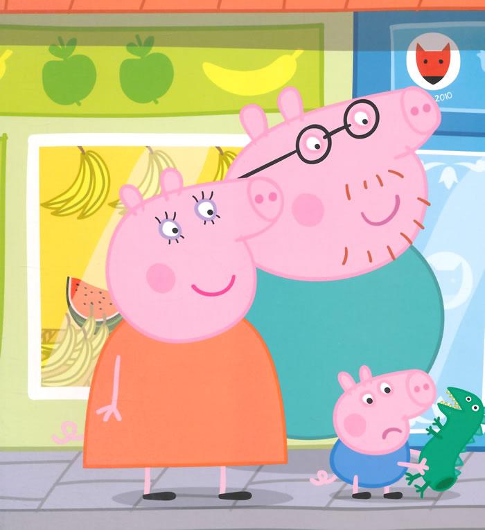 新小猪佩奇动画片全集