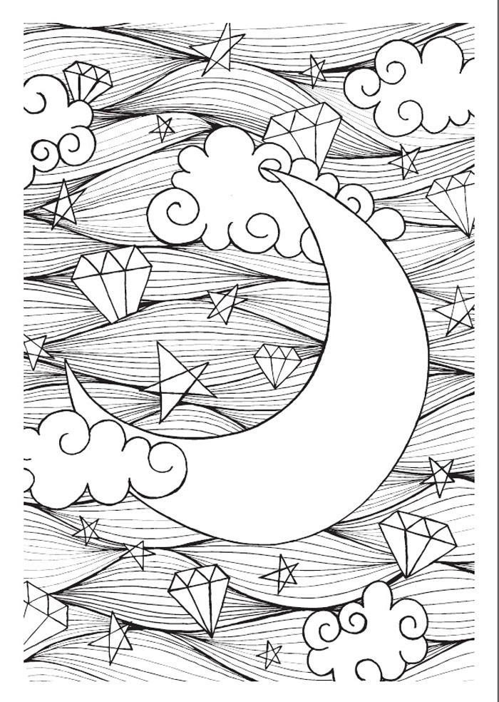 热气球简笔画画法步骤