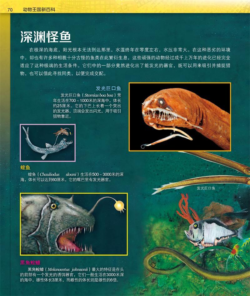 《动物王国新百科》((意)弗兰西斯科·米洛.)【简介图片