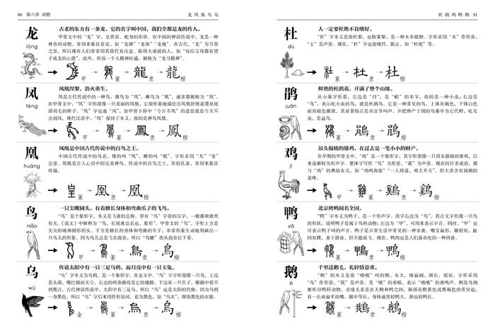 """图解""""说文解字""""画说汉字(小学版)1~2年级"""