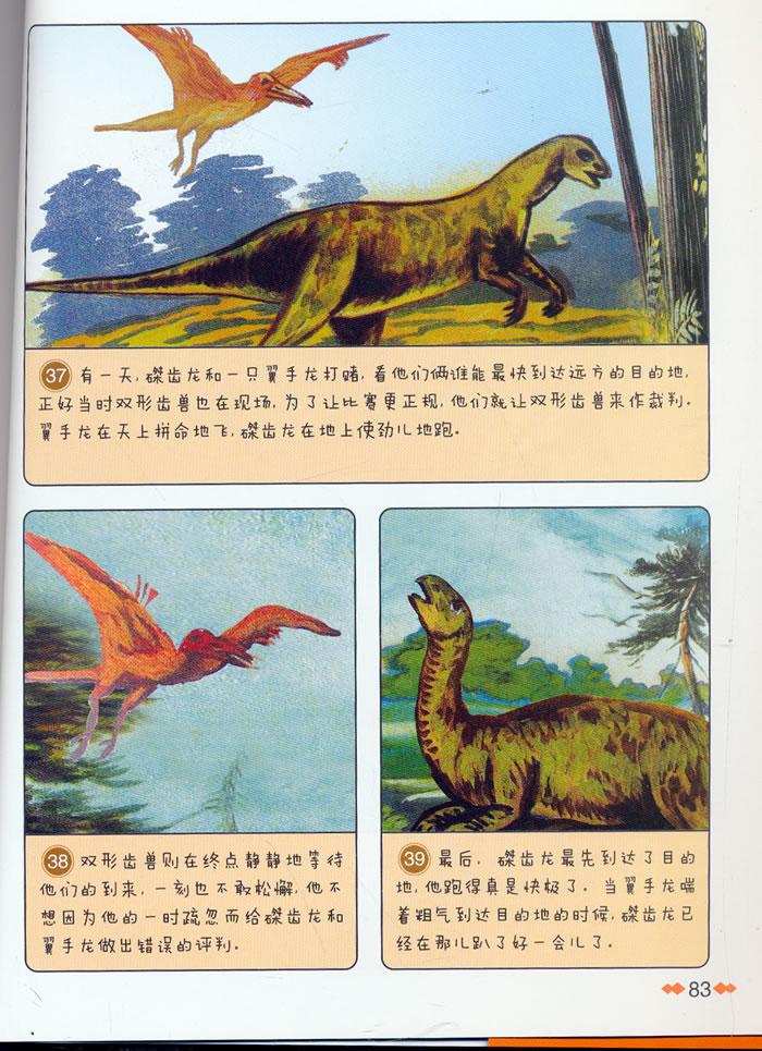 恐龙王国大探险:翼龙探险记