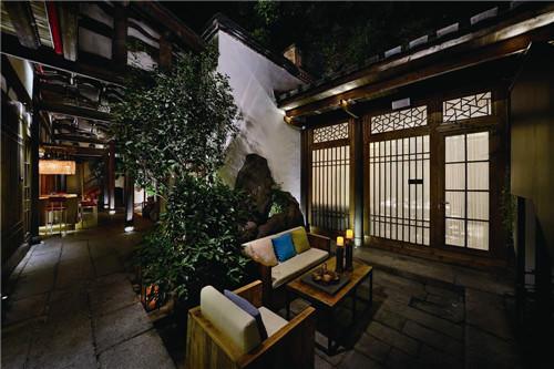 东方韵律:新中式餐饮空间设计:new space design of chinese