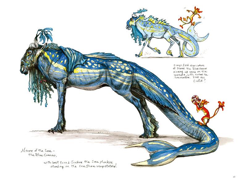 国际插画大师惠特拉奇的动物绘本:从现实到梦想