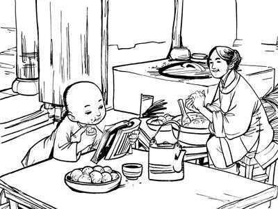苏步青的故事_《百位名人勤奋学习的故事》读后感_750字