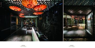 茶空间(上下册)茶文化经典/室内设计/中式商业空间