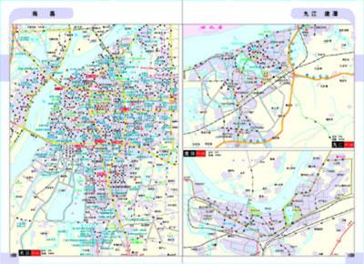 中国交通地图全图图片