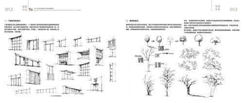 卓越手绘:30天必会建筑手绘快速表现(一本建筑