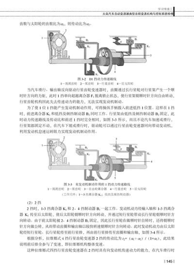 变速器结构与工作原理