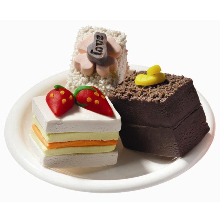 超可爱的小蛋糕
