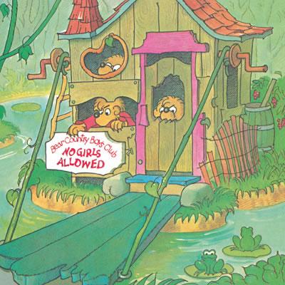 是因为书中的主人公小熊哥哥和小熊妹妹是两个可爱而又淘气的小家伙