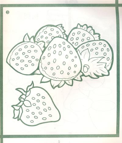 这样画形 植物篇 赠彩色贴画
