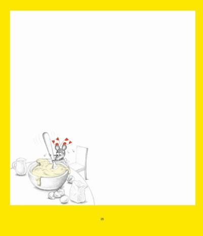 可爱的鼠小弟13-鼠小弟和松饼
