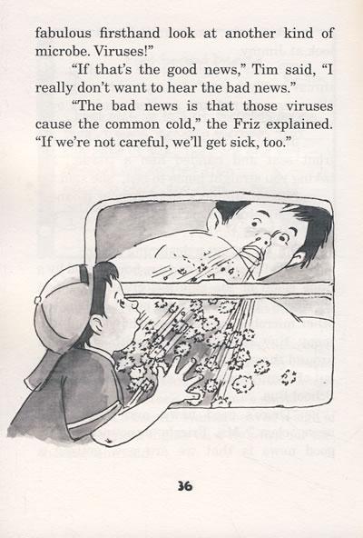 神奇校车自然科学篇:走近微生物