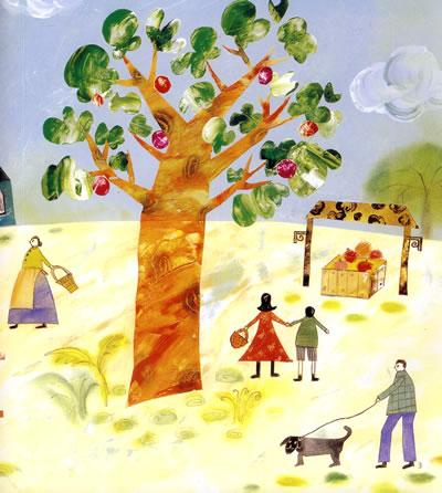 科学宝宝图画书系列幸福树蒲蒲/20624612