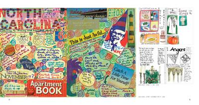 《手绘创意草图1000例:私人速写簿中的灵感闪现》