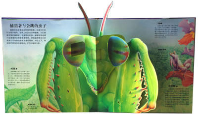 立体书系列昆虫_乐乐趣