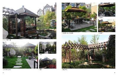 庭院设计·新中式风格