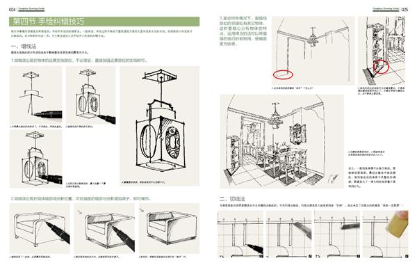 室内设计手绘效果图精解 -王美达 (新博)