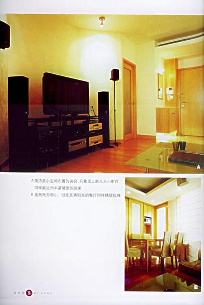小户型住宅室内设计实例 我的家丛书