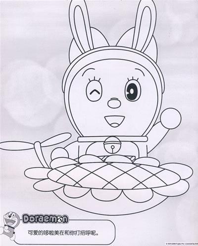 儿童动物名片简笔画带说