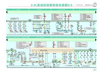 最新汽车电路图集及维修案例分析--大众车系[当当]