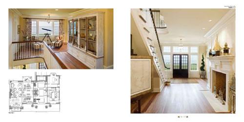 古典形式美·豪宅设计(以全新的视角展示现代设计理念