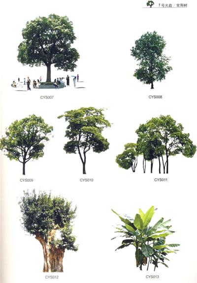 《建筑·景观·规划权威配景素材库(全2册)》